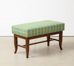 Gio Ponti Pair of Upholstered Benches by Gio Ponti - 1465468