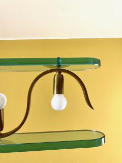 Gio Ponti Rare 1940s Ceiling Light attr to Gio Ponti - 2112422
