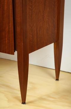 Gio Ponti Rare 3 Door Cabinet designed by Gio Ponti for M Singer Sons - 1209198