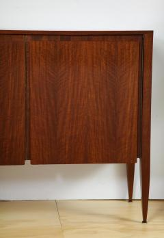 Gio Ponti Rare 3 Door Cabinet designed by Gio Ponti for M Singer Sons - 1209202