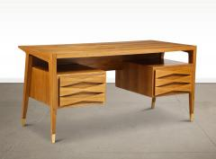 Gio Ponti Rare 6 Drawer Desk by Gio Ponti - 1888542
