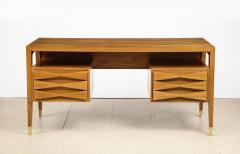 Gio Ponti Rare 6 Drawer Desk by Gio Ponti - 1888543