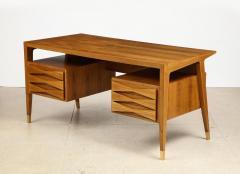 Gio Ponti Rare 6 Drawer Desk by Gio Ponti - 1888546