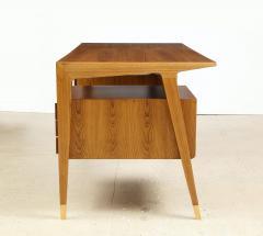 Gio Ponti Rare 6 Drawer Desk by Gio Ponti - 1888547
