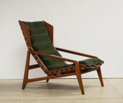 Gio Ponti Rare 811 Lounge Chair by Gio Ponti - 1045457
