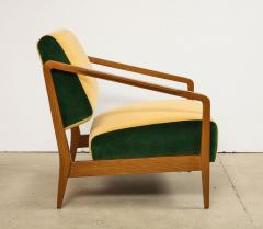 Gio Ponti Rare Pair of Lounge Chairs by Gio Ponti - 1252412