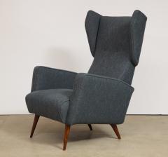 Gio Ponti Rare pair of Lounge Chairs by Gio Ponti - 1007477