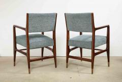 Gio Ponti Rare pair of armchairs by Gio Ponti - 1223176