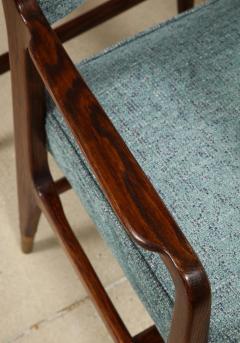 Gio Ponti Rare pair of armchairs by Gio Ponti - 1223178