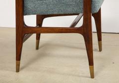 Gio Ponti Rare pair of armchairs by Gio Ponti - 1223180