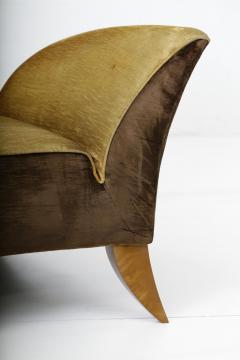 Gio Ponti Sculptural Italian Lounge Chair 1960s - 1563579