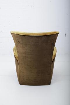 Gio Ponti Sculptural Italian Lounge Chair 1960s - 1563585