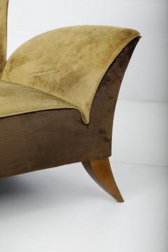 Gio Ponti Sculptural Italian Sofa 1960s - 1563570