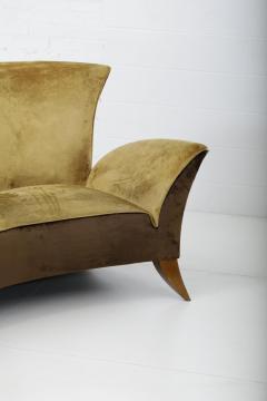 Gio Ponti Sculptural Italian Sofa 1960s - 1563571