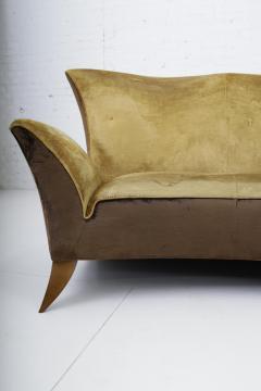 Gio Ponti Sculptural Italian Sofa 1960s - 1563572