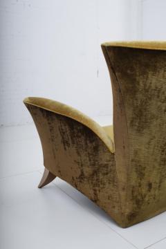 Gio Ponti Sculptural Italian Sofa 1960s - 1563573