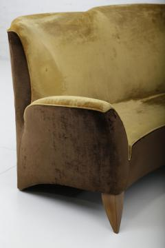 Gio Ponti Sculptural Italian Sofa 1960s - 1563574