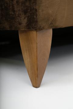 Gio Ponti Sculptural Italian Sofa 1960s - 1563575