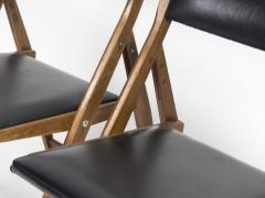 Gio Ponti Set of 12 Eden Foldable Chairs for Reguitti 1960s - 933936