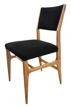 Gio Ponti Set of Four Dining Chairs by Gio Ponti for Singer Sons - 1092060