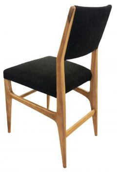 Gio Ponti Set of Four Dining Chairs by Gio Ponti for Singer Sons - 1092061