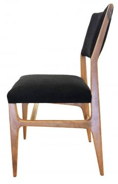 Gio Ponti Set of Four Dining Chairs by Gio Ponti for Singer Sons - 1092062