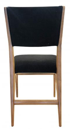 Gio Ponti Set of Four Dining Chairs by Gio Ponti for Singer Sons - 1092063