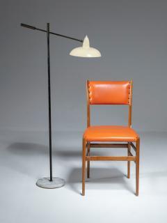 Gio Ponti Set of Four Leggera Chairs by Gio Ponti for Cassina - 1448159