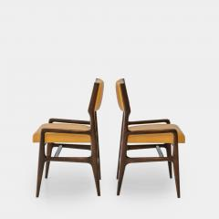 Gio Ponti Set of Four Rare Dining Chairs - 1123807