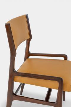 Gio Ponti Set of Four Rare Dining Chairs - 1123808