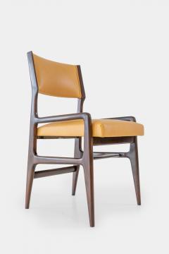 Gio Ponti Set of Four Rare Dining Chairs - 1123809