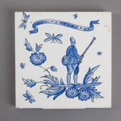 Gio Ponti Set of Six Ceramic Tiles by Gio Ponti - 798831