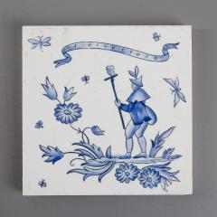 Gio Ponti Set of Six Ceramic Tiles by Gio Ponti - 798832
