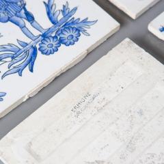Gio Ponti Set of Six Ceramic Tiles by Gio Ponti - 798847