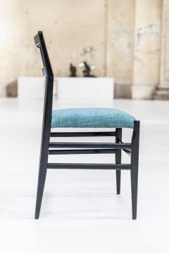 Gio Ponti Set of Six Leggera Chairs by Gio Ponti - 1451085