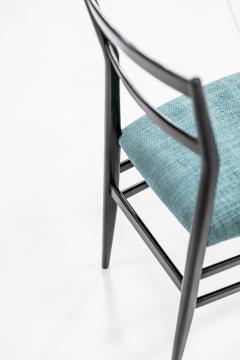Gio Ponti Set of Six Leggera Chairs by Gio Ponti - 1451087