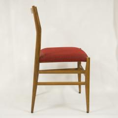 Gio Ponti Set of four Superleggera chairs by Gio Ponti circa 1950 - 969774
