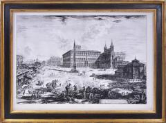 Giovanni Battista Piranesi Giovanni Battista Piranesi A set of Six view of Rome - 1059270