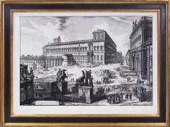 Giovanni Battista Piranesi Giovanni Battista Piranesi A set of Six view of Rome - 1059272