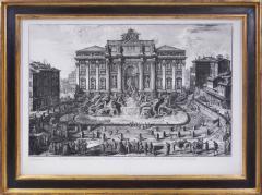 Giovanni Battista Piranesi Giovanni Battista Piranesi A set of Six view of Rome - 1059273