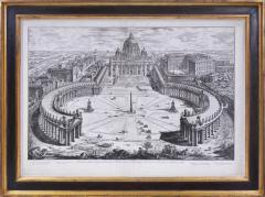 Giovanni Battista Piranesi Giovanni Battista Piranesi A set of Six view of Rome - 1059274