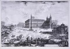 Giovanni Battista Piranesi Giovanni Battista Piranesi A set of Six view of Rome - 1059403