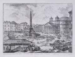 Giovanni Battista Piranesi Giovanni Battista Piranesi SIx views of Rome - 1059402