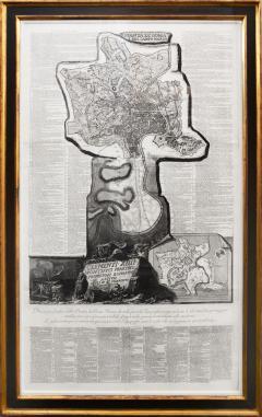 Giovanni Battista Piranesi Giovanni Piranesi Pianta di Roma e del Campo Marzo - 1076419