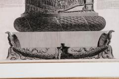Giovanni Battista Piranesi Trajans Column Plates X and XI by Giovanni Battista Piranesi - 2008173