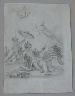 Giovanni Battista Tiepolo Drawing Circle of Giovanni Battista Tiepolo - 1079830