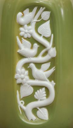 Giovanni Gariboldi Monumental Vase by Giovanni Gariboldi for Richard Ginori - 604456