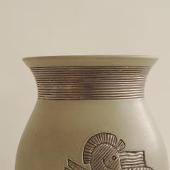 Giovanni Gariboldi Rare Giovanni Gariboldi vase for Richard Ginori Milano Italy 1930s - 936468