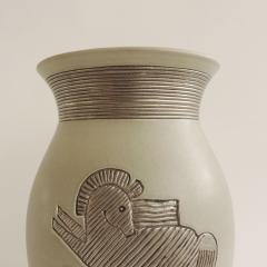 Giovanni Gariboldi Rare Giovanni Gariboldi vase for Richard Ginori Milano Italy 1930s - 936469
