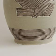 Giovanni Gariboldi Rare Giovanni Gariboldi vase for Richard Ginori Milano Italy 1930s - 936471
